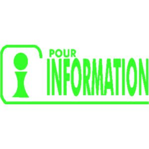 image emprunte pour information