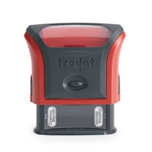 tampons printy 4911 rouge