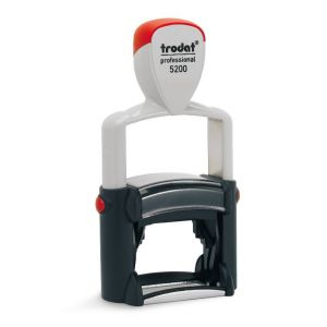 Tampon Trodat Metal Line 5200